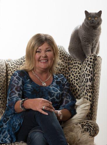 Kattbeteendevetare Susanne-Hellman-Holmström